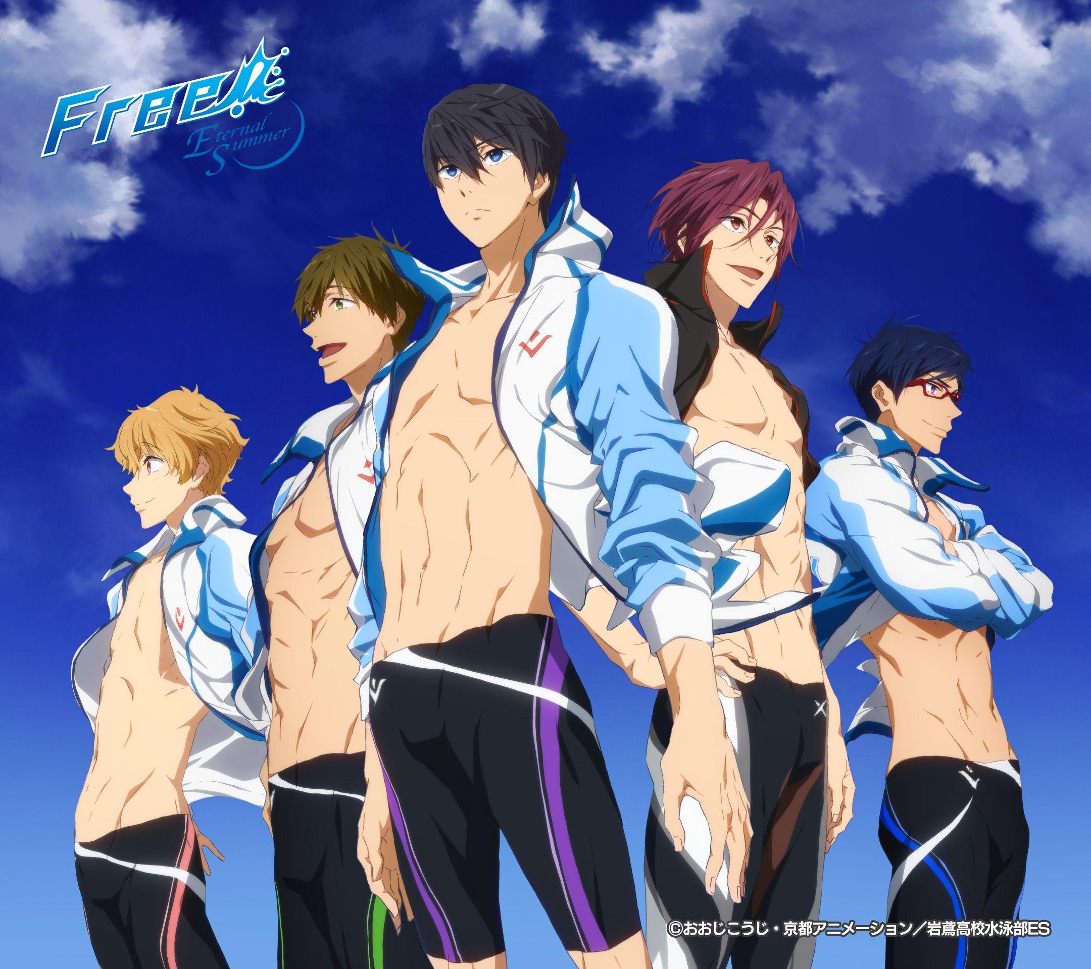 Tvアニメ Free Eternal Summer 公式サイト